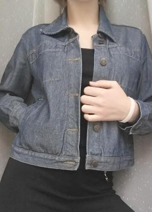 Джинсовая куртка denimco2