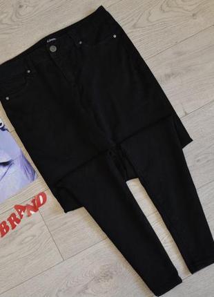 Стильные скинни джинсы1
