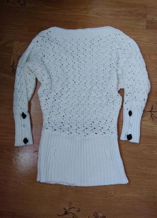 Кофта свитер джемпер туника