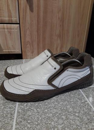 Мужские кожаные спортивные туфли am