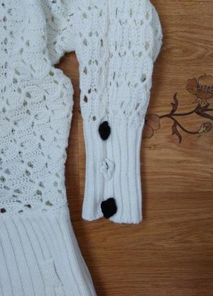 Кофта свитер джемпер туника3