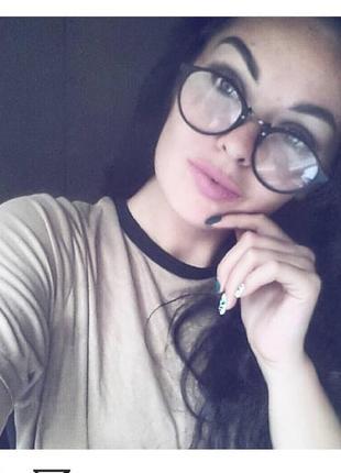Имиджевые очки2
