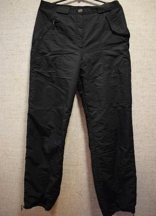 Тёплые зимние штаны с начёсом mary first 44 рр1