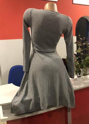 Тёплое платье от marks & spencer2