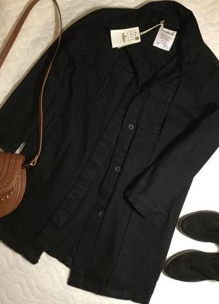 Пиджак кардиган коттон объёмный pull&bear размер s1