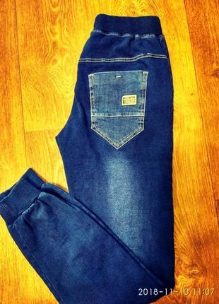 Шикарные джинсы бойфренд стрейч польша с удобной посадкой xs- s2
