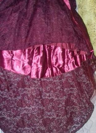 Платье нарядное5