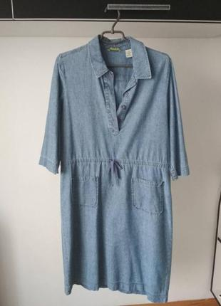 Джинсове плаття1