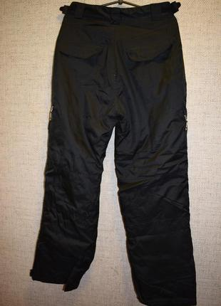 Очень тёплые зимние штаны фирмы seat wear 176/m4