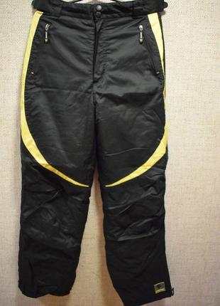 Очень тёплые зимние штаны фирмы seat wear 176/m