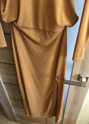 Pull&bear платье стильное длинное3