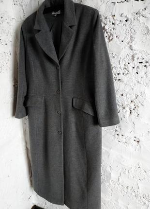 Актуальное шерстяное пальто2