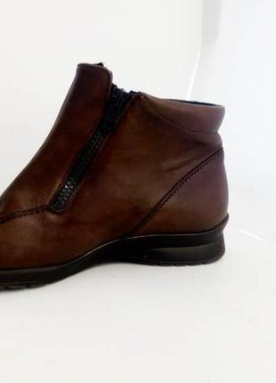 36-37 р кожаные ботинки semler3