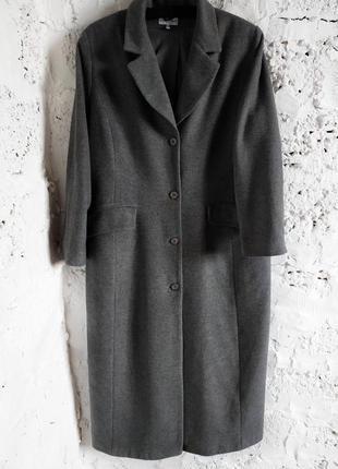 Актуальное шерстяное пальто3