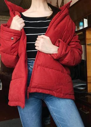 Оверсайз куртка1