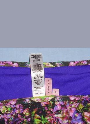 Низ от купальника раздельного женские плавки размер 46-48 /12 цветочный принт бикини2