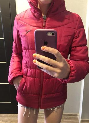 Куртка puma1