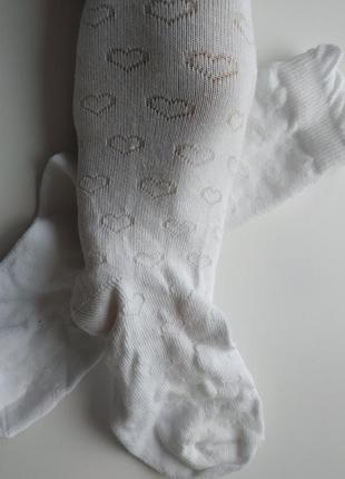 Носочки на девочку 30-32 размер