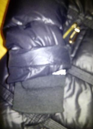 Фирменное пальто длинная куртка. 40-42 р( xs-s)3