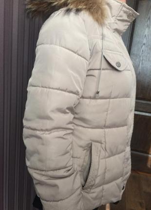 Отличная куртка на зиму пуховик2