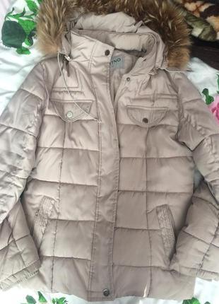 Отличная куртка на зиму пуховик4
