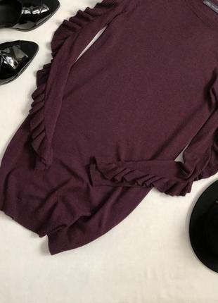 Красивое платье с оборками marks & spencer5