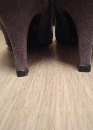 Сірі туфли / серые туфли3