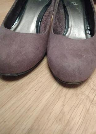 Сірі туфли / серые туфли4