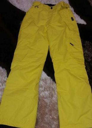 Лыжные штаны crivit1