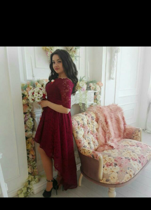 Платье нарядное1