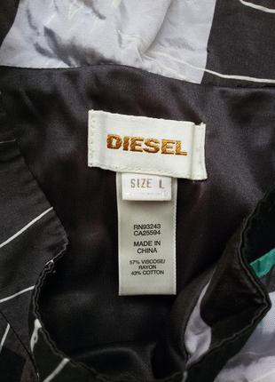 Платье diesel4