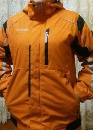 Лыжная куртка новая