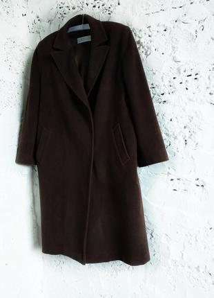 Трендовое шерстяное пальто2