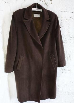 Трендовое шерстяное пальто3