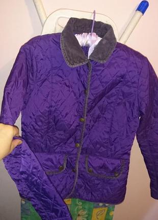 Крутая куртка barbour2