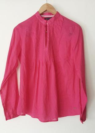 Батистовая блуза от томми. оригинал