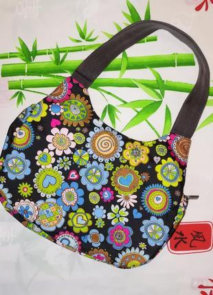 Стильная яркая сумка2