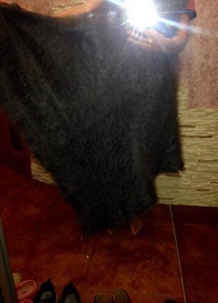 Пуховый платок1
