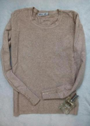 Нежный свитерок1