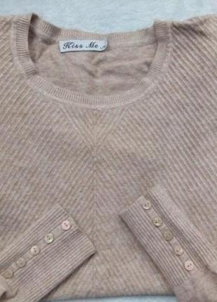 Нежный свитерок3