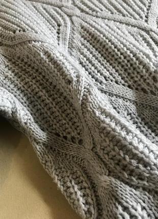 Удлинённый свитер2
