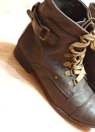 Демисезонные ботинки1