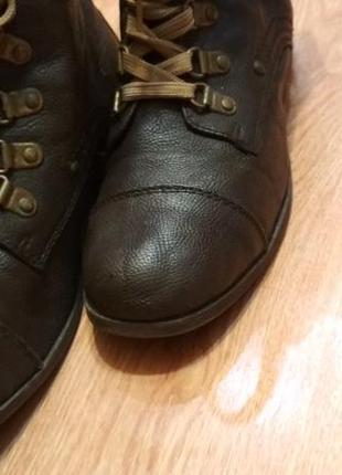 Демисезонные ботинки3