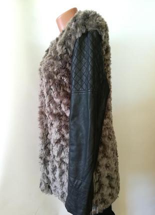 Очень красивая меховая куртка2