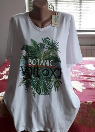 Классная фирменная футболка германия. 56-58р1