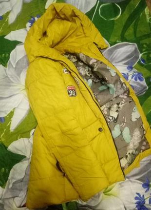 Курточка осіння2