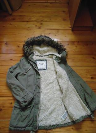 Куртка парка3