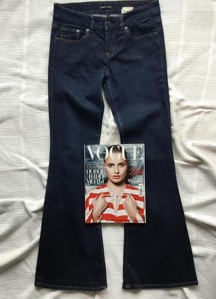 Винтажные джинсы клеш gap2