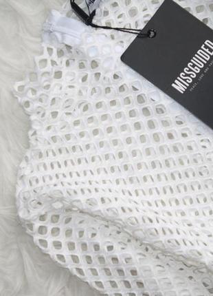 Шикарное платье с полупрозрачным верхром4