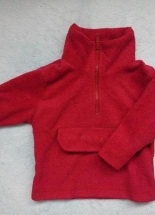 Флисовой свитер